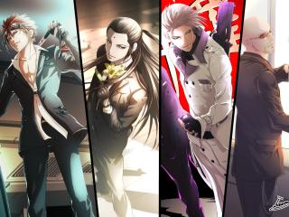 Final Fantasy 7 Remake All Characters wallpaper