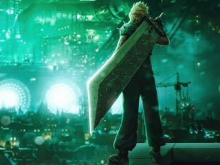 Final Fantasy XV 4k Cool wallpaper