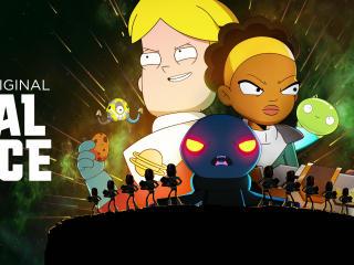 Final Space 2020 Netflix wallpaper