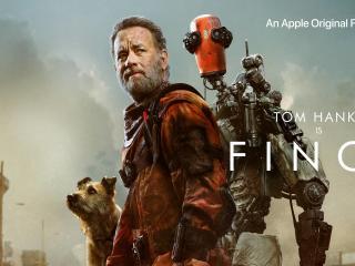Finch 4k Tom Hanks Movie wallpaper
