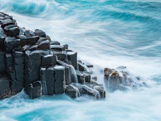 Fingal Head Causeway wallpaper