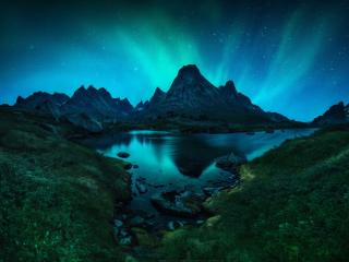 Fjord Cool Photography wallpaper