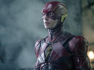 Flash Justice League 2017 wallpaper