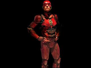 Flash Justice League wallpaper