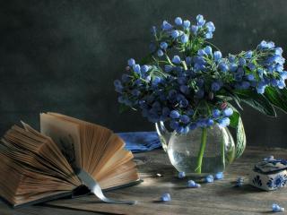 flowers, bouquets, vase wallpaper