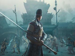For Honor Game Samurai Warrior wallpaper