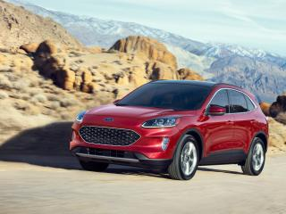 Ford Escape 2020 wallpaper