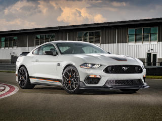 Ford Mustang 2021 wallpaper