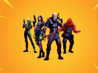 Fortnite 2 wallpaper