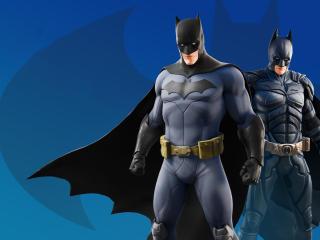 Fortnite Batman wallpaper