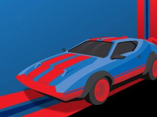 Fortnite Car wallpaper