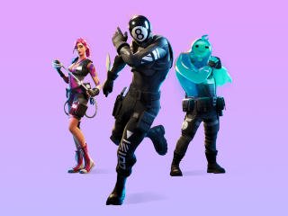 Fortnite Chapter 2 Season 1 Battle Pass Skins wallpaper