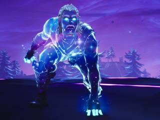 Fortnite Galaxy wallpaper