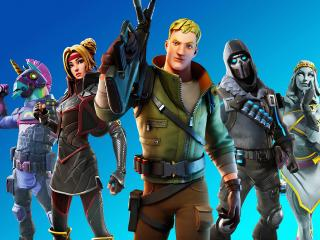 Fortnite Group wallpaper