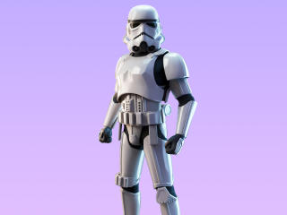 Fortnite Imperial Stormtrooper wallpaper