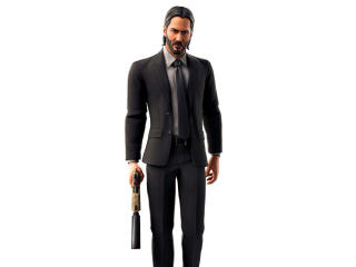 Fortnite John Wick Skin wallpaper