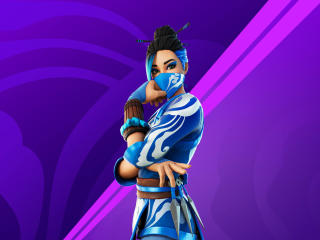Fortnite Red Jade wallpaper