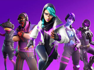 Fortnite Save The World wallpaper