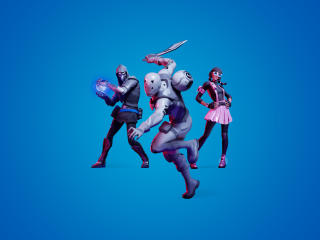 Fortnite Session 11 Game 4K wallpaper