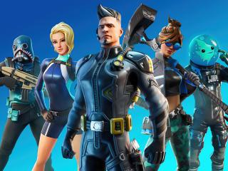 Fortnite Team 2020 wallpaper