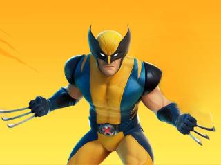 Fortnite Wolverine wallpaper