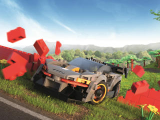 Forza Horizon Lego wallpaper