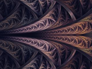 Fractal Illustrator Design wallpaper