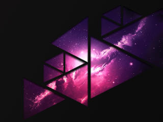 Fractal Space wallpaper