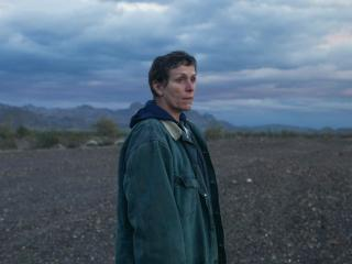 Frances McDormand Nomadland wallpaper
