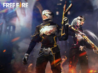 Free Fire 2021 wallpaper