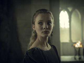 Freya Allan as Ciri In The Witcher wallpaper