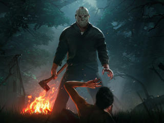 Friday The 13th 4K HD Jason Voorhees wallpaper