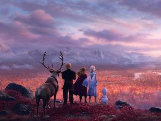 Frozen 2 Movie 2019 wallpaper