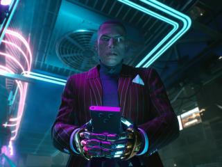 Game Cyberpunk 2077 2020 wallpaper