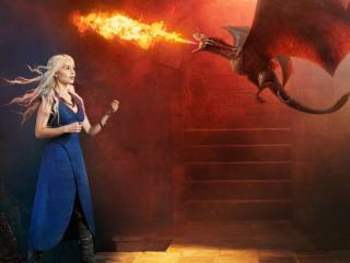 Game Of Thrones Emilia Clarke Hd Wallpaper 01 wallpaper