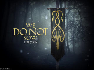 Game Of Thrones Greyjoy Quotes Wallpaper wallpaper