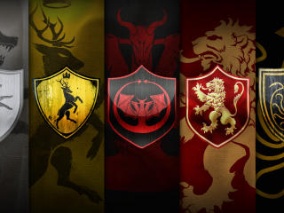 Game Of Thrones Hd Flag Wallpapers wallpaper