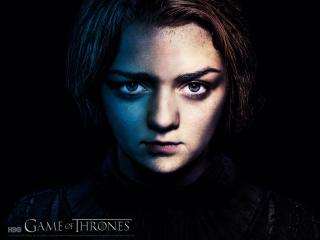 Game Of Thrones Maisie Williams Arya Stark wallpaper
