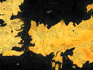 Game Of Thrones Map Hd Wallpaper wallpaper