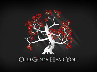 Game Of Thrones Old Gods Hear You Quotes Wallpaper  wallpaper
