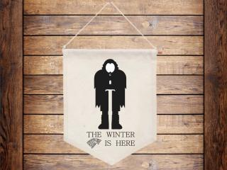 Game Of Thrones The Winter Is Here wallpaper