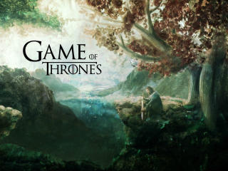 Game Of Thrones Tv Show Banner Wallpaper wallpaper
