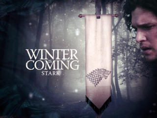 Game Of Thrones Winter Is Coming Stark Hd Wallpaper  wallpaper