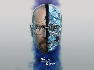 Game Over Breaking Bad wallpaper