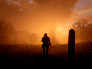 Game Red Dead Redemption 2 wallpaper