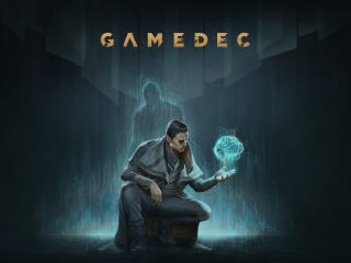Gamedec Game wallpaper