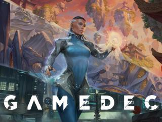 Gamedec HD 4k Gaming wallpaper