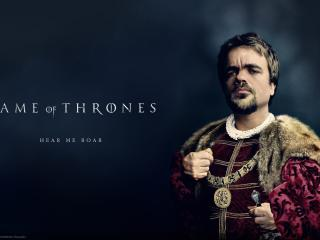 Games Of Thrones Tyrion Background Hd Wallpaper 01 wallpaper