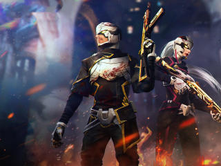 Garena Free Fire 2020 wallpaper