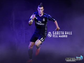 Gareth Bale Art 2021 wallpaper